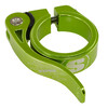 Sixpack Menace Sattelklemme 34,9 mm electric-green